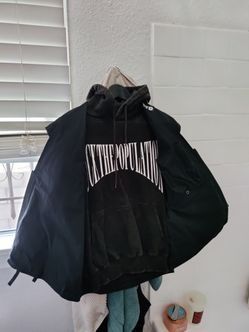 FTP Tactical vest + 2016 Over Dyed Hoodie Thumbnail