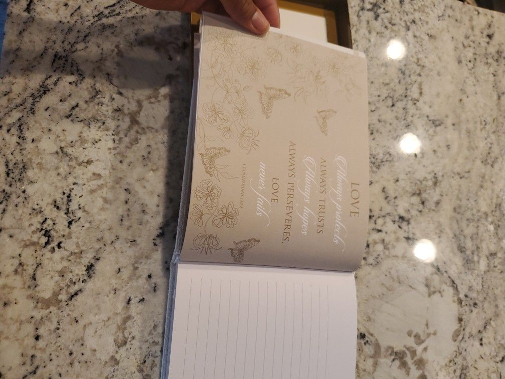 Wedding Sign In Book!!!
