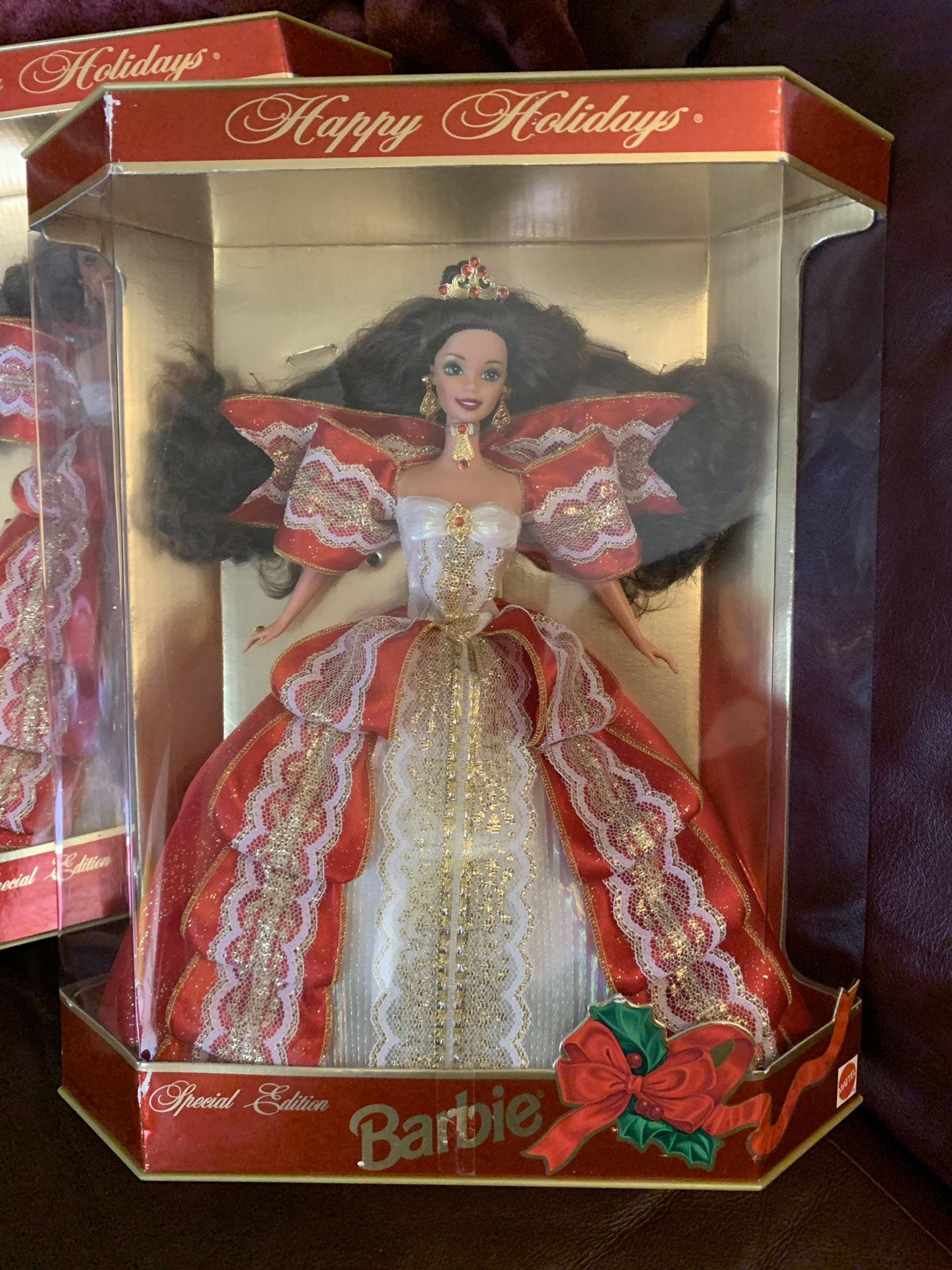 New in Unopened Box Special Edition Holiday Barbie