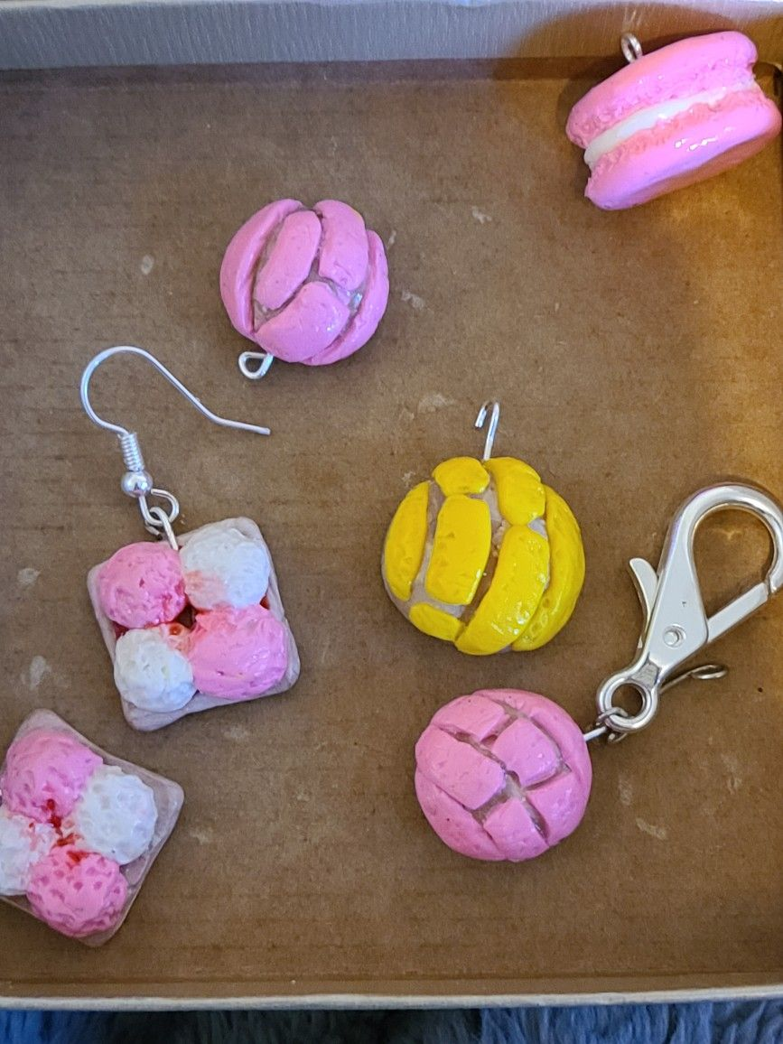 Clay Treat Charms