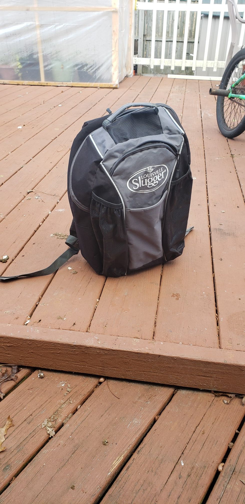 Baseball backpack Louisville