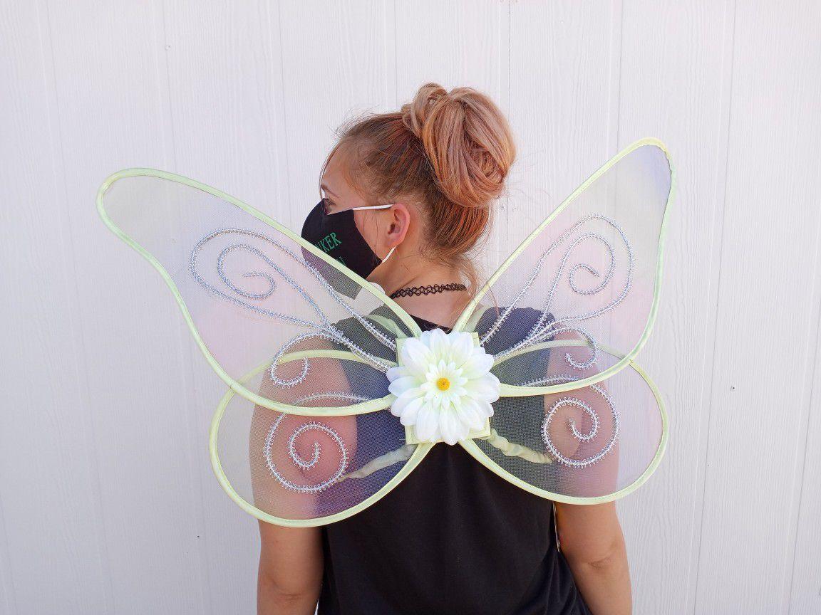 Tinkerbell wings