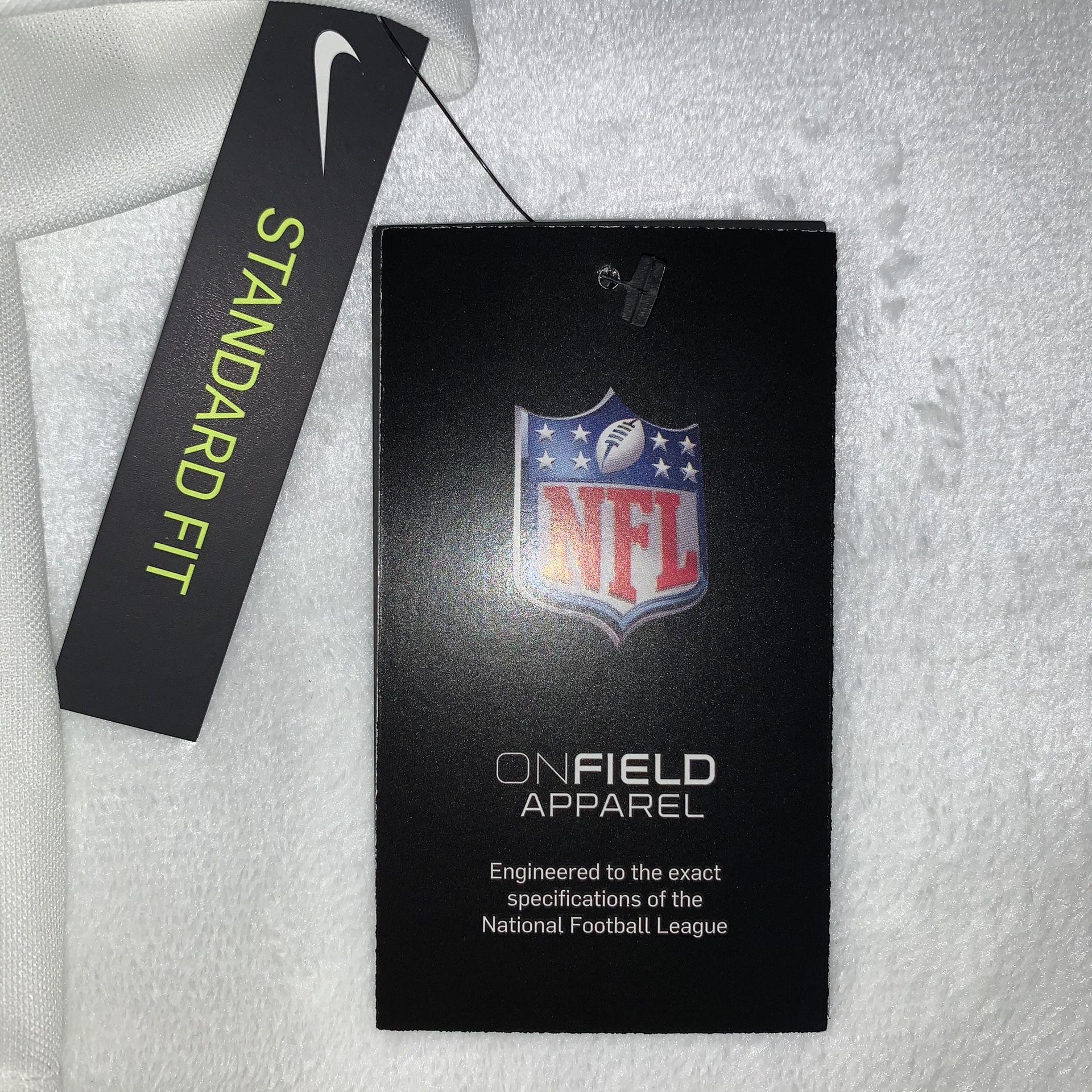 Sam Darnold Nike New York Jets NFL Vapor Limited Jersey Stitched White Size Medium Tags Still On Retail Price 150$