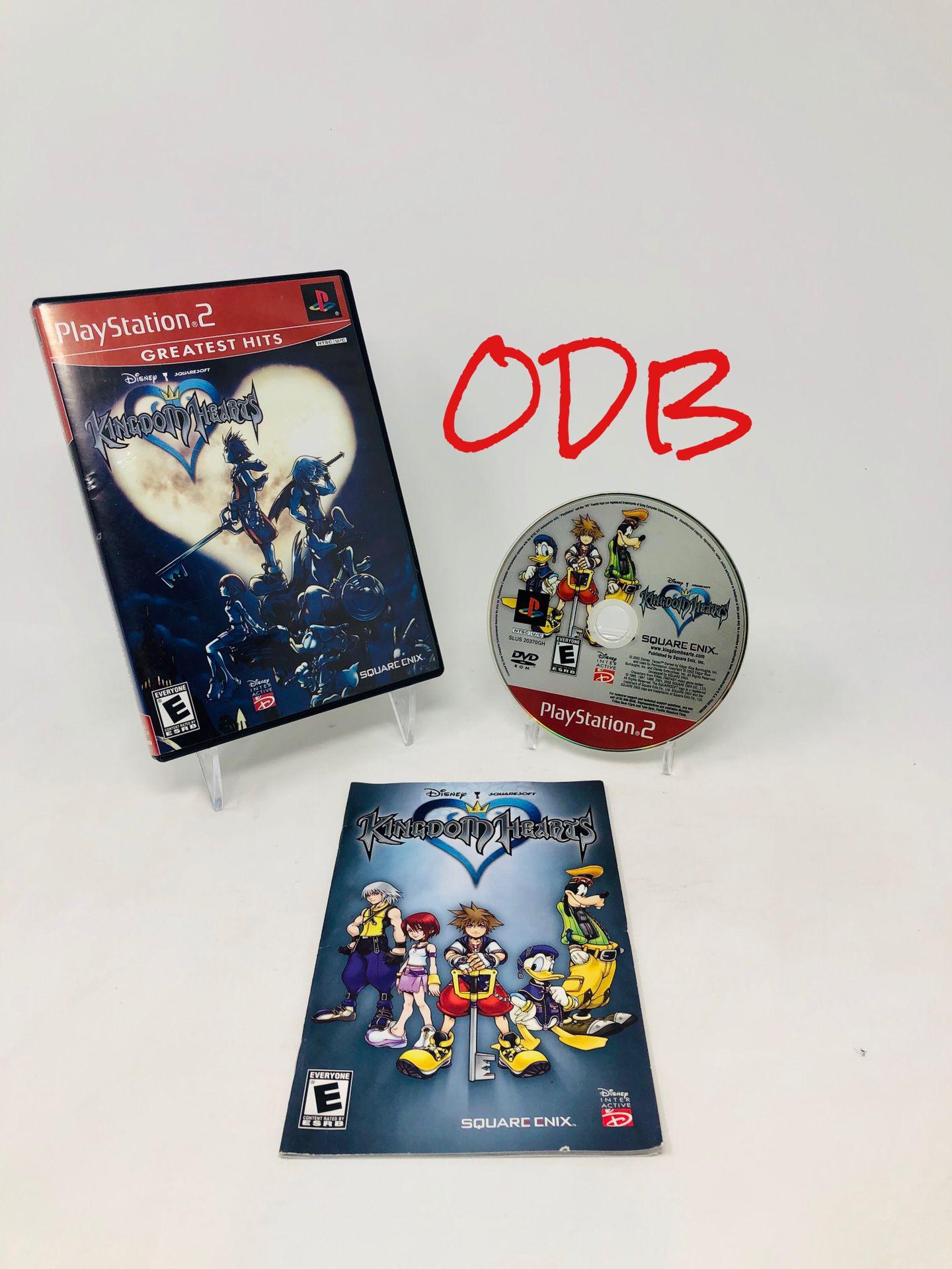Kingdom Hearts [Greatest Hits] - PlayStation PS2