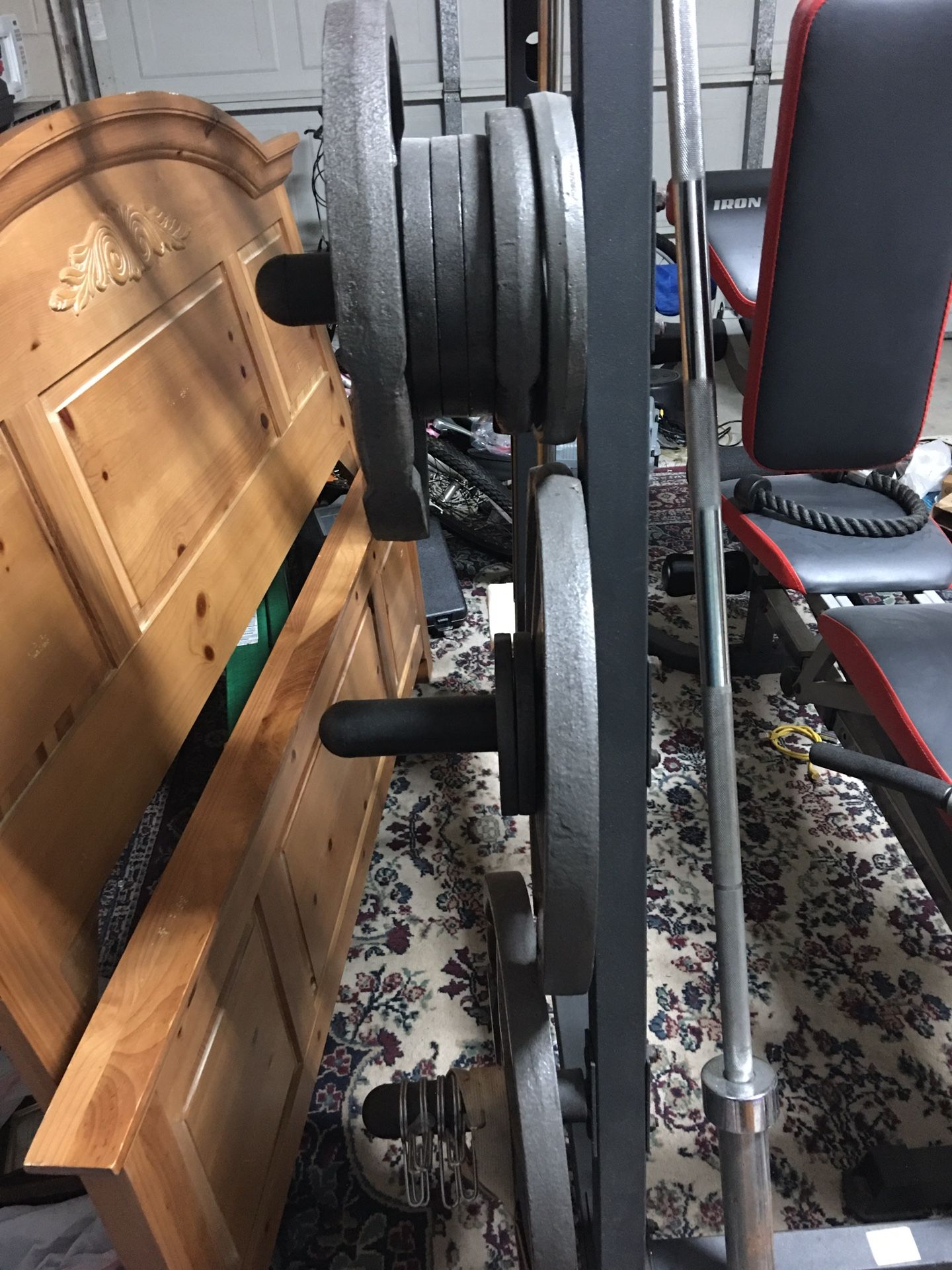 Iron Grip Strength  Gym And Weights