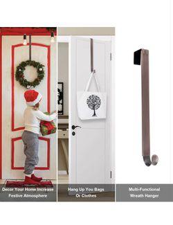 Wreath Door Hanger, Adjustable 15 to 25 Inch Thumbnail