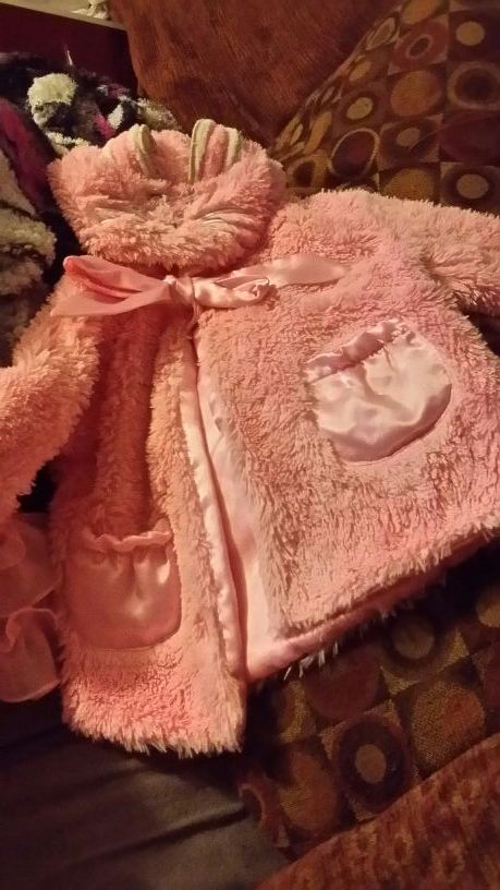 Little baby girl Easter dress and jacket
