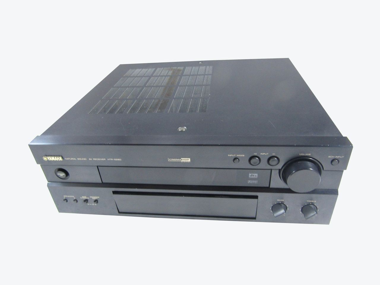 Yamaha HTR-5280 A/V Receiver With Dolby Digital And DTS VG
