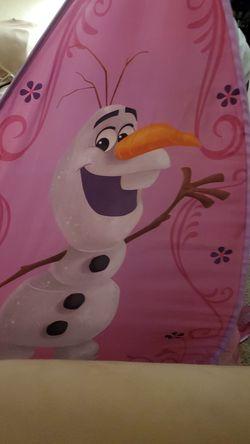 Olaf elsa anba tent Thumbnail