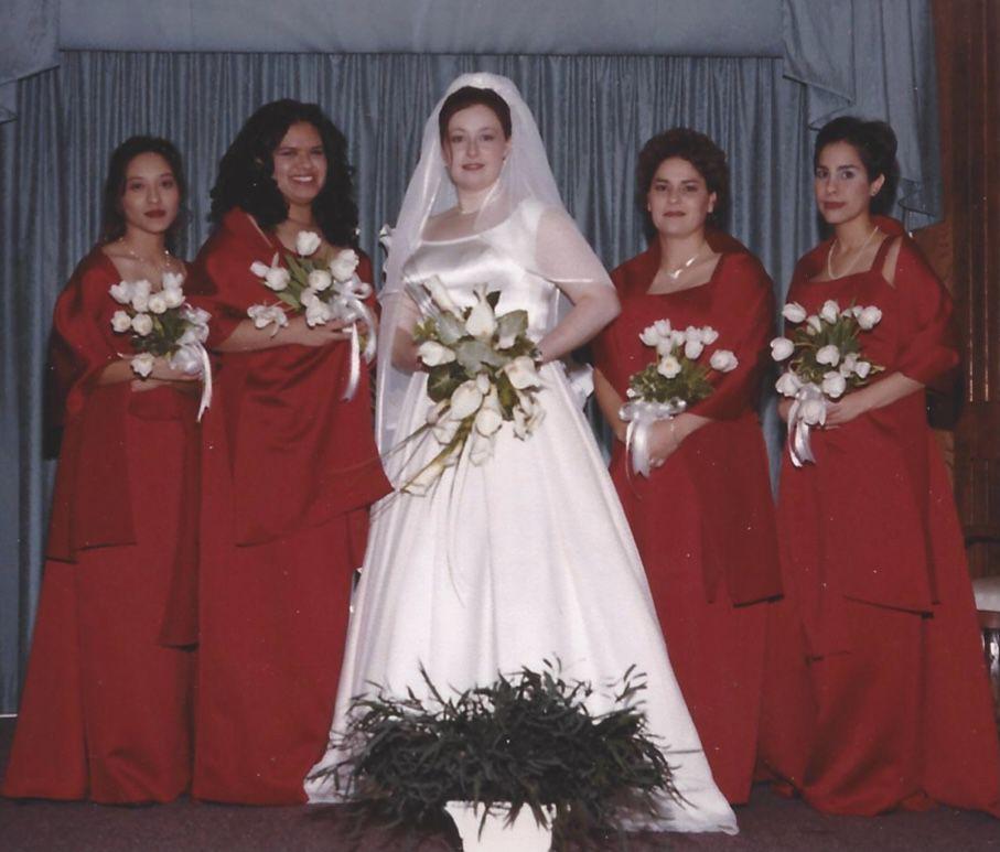 Wedding Dress by Chandra Dawn