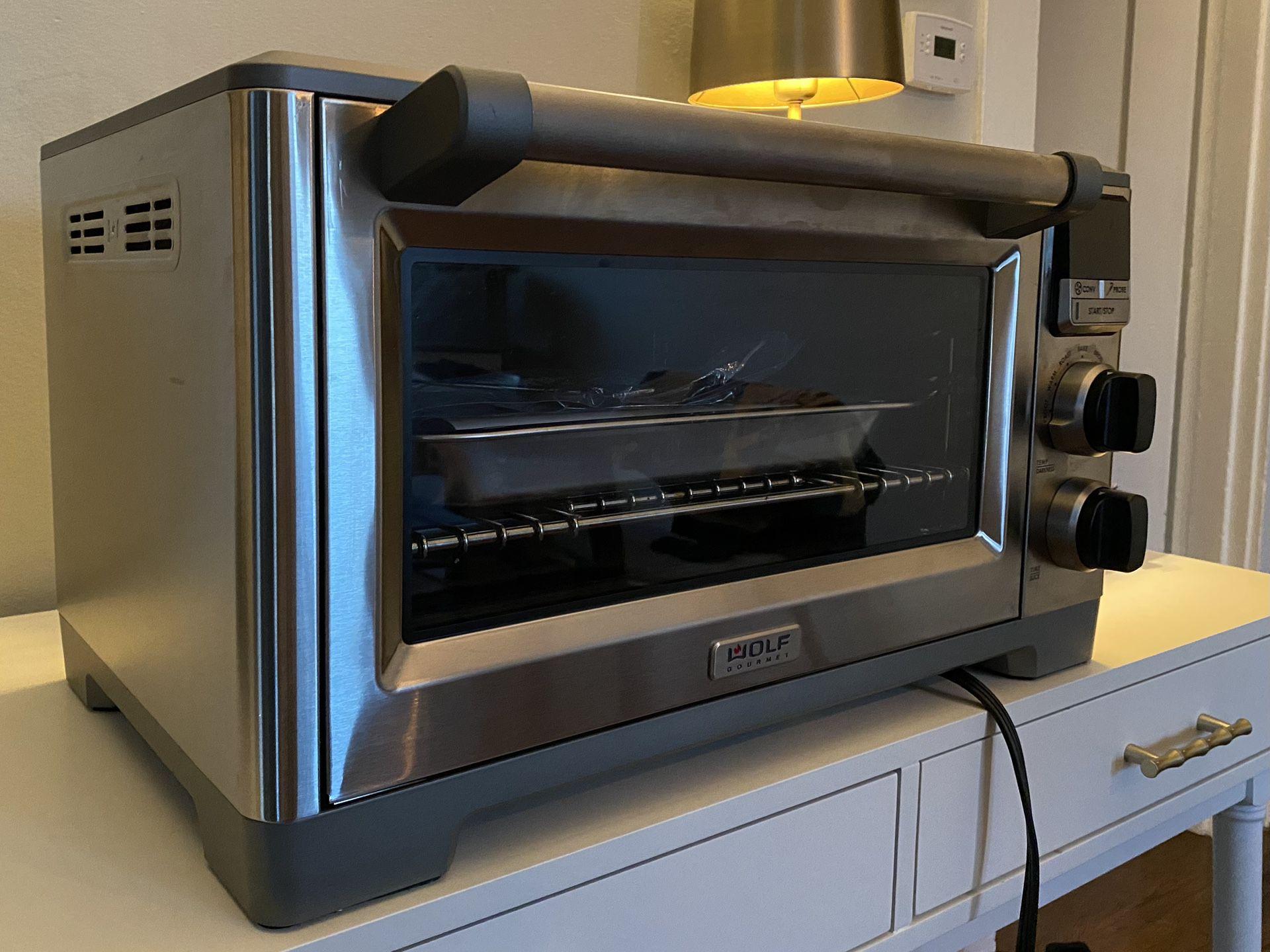 Wolf Gourmet Elite Countertop Oven