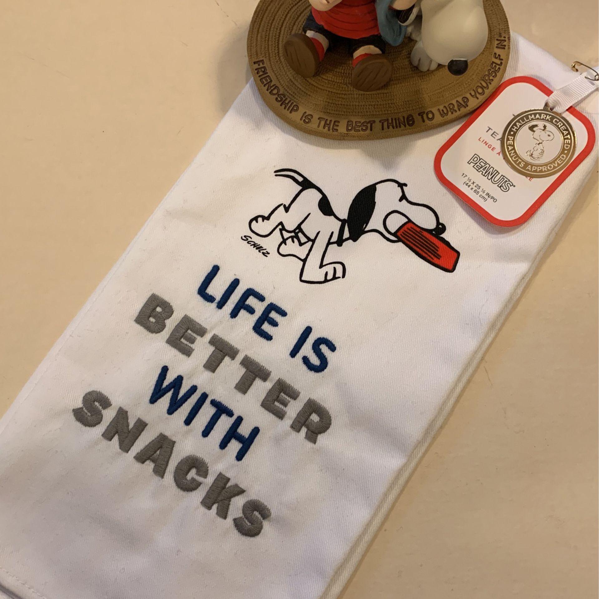 Snoopy Set Hallmark Original On Sale