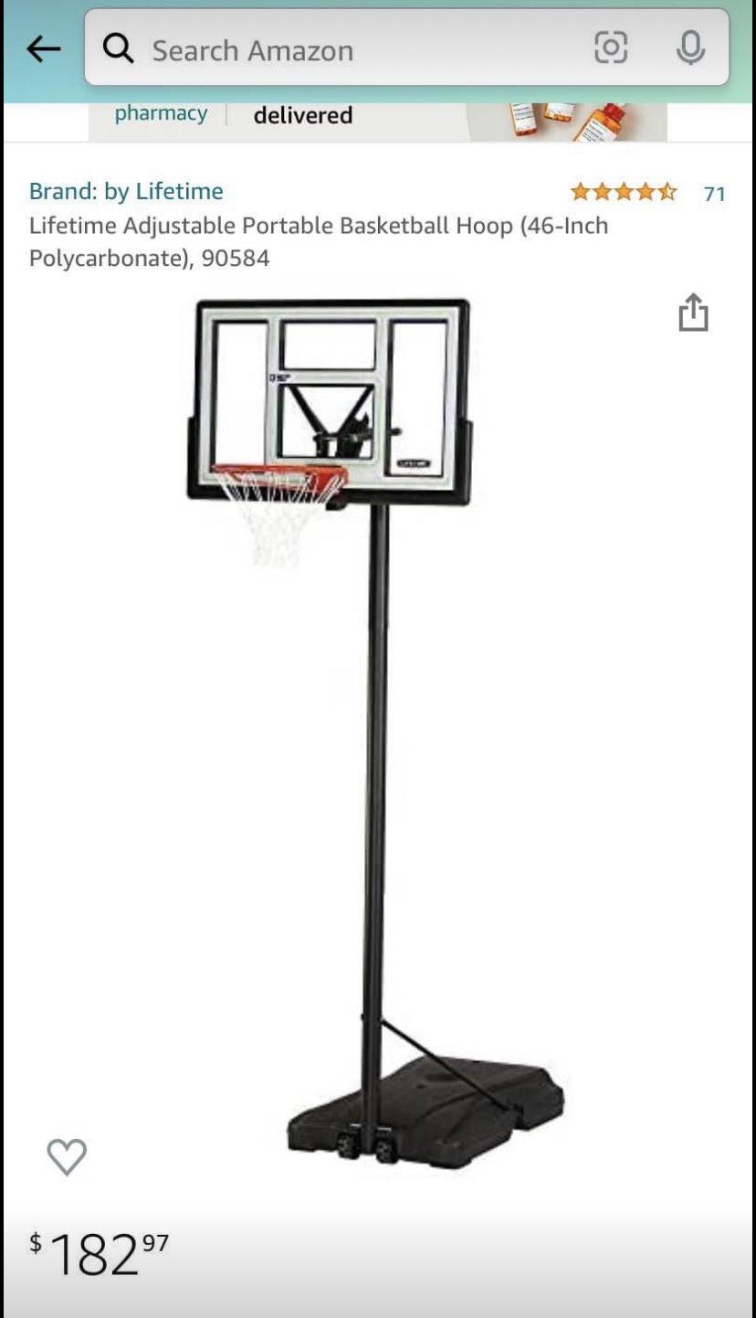 Basketball Hoop