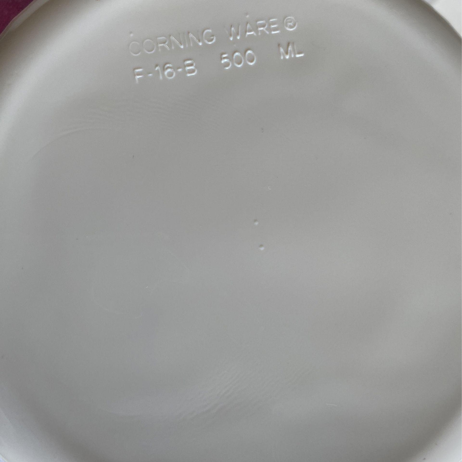 Corningware 4 Piece Set