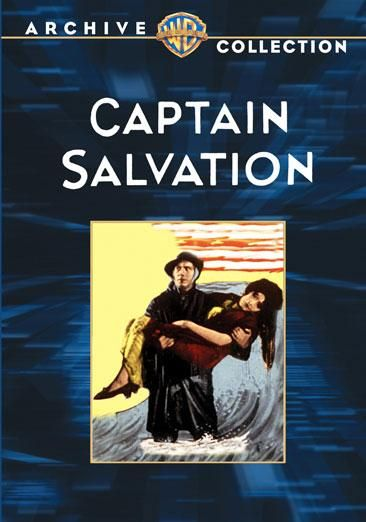ALLIED VAUGHN MOD-CAPTAIN SALVATION  (1927/DVD/NON-RETURNABLE) D179918D