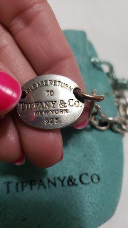 Tiffany & Co. Bracelet and Necklace Set. Thumbnail