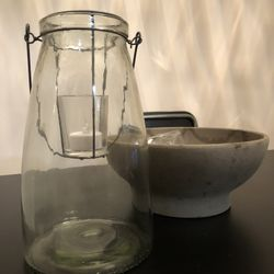 Candle Holder Glass Thumbnail