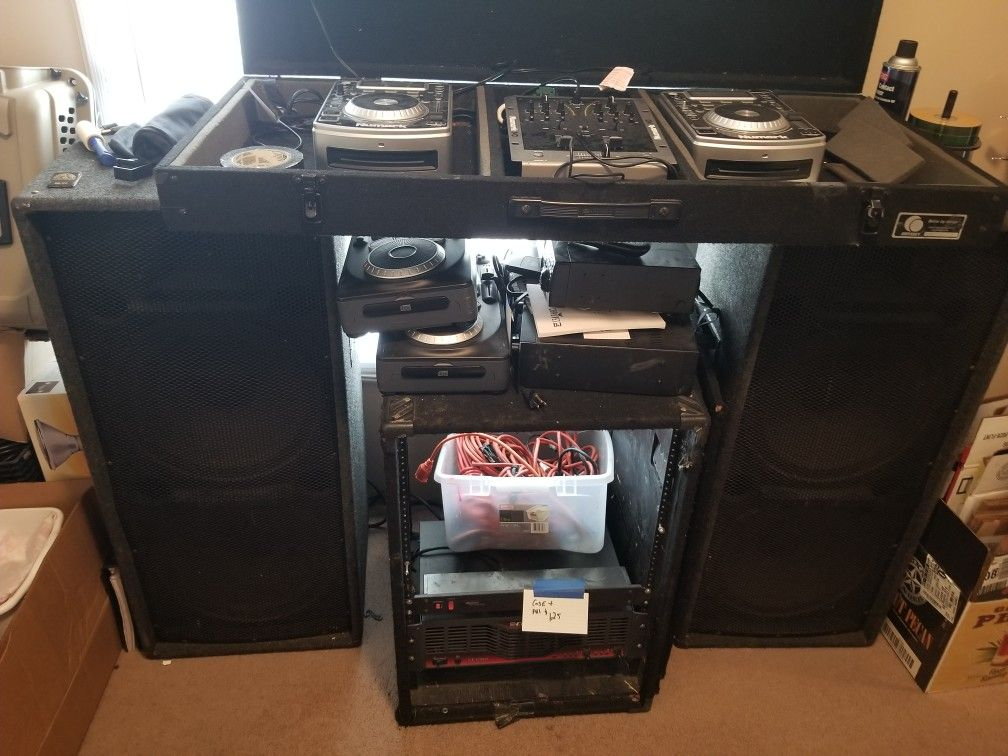 DJ / Karaoke System