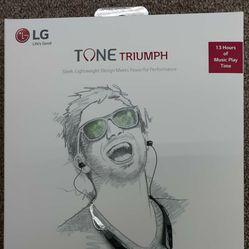 LG Tone Triumph Bluetooth Headset Thumbnail