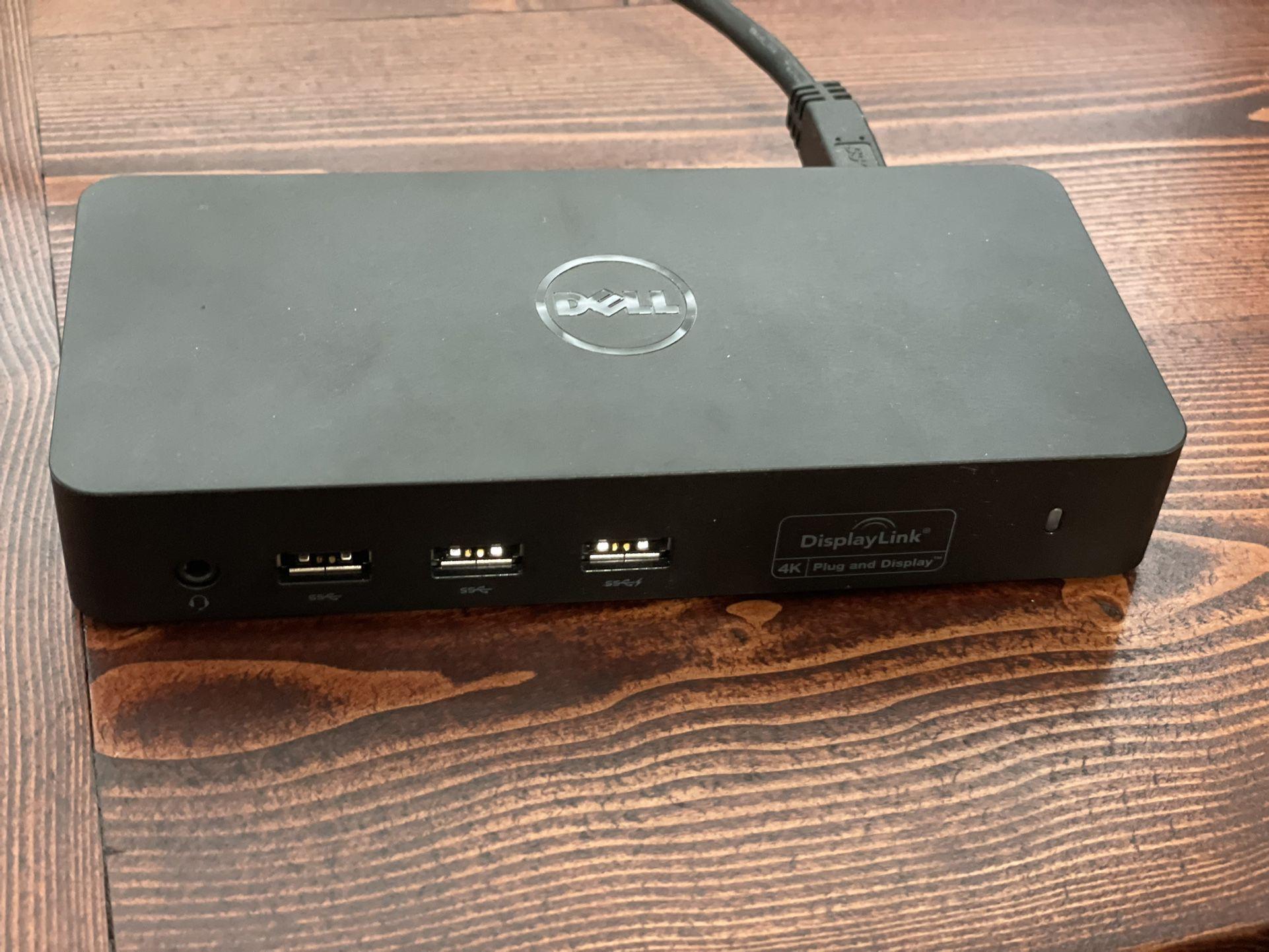Dell Dual Monitor Dock