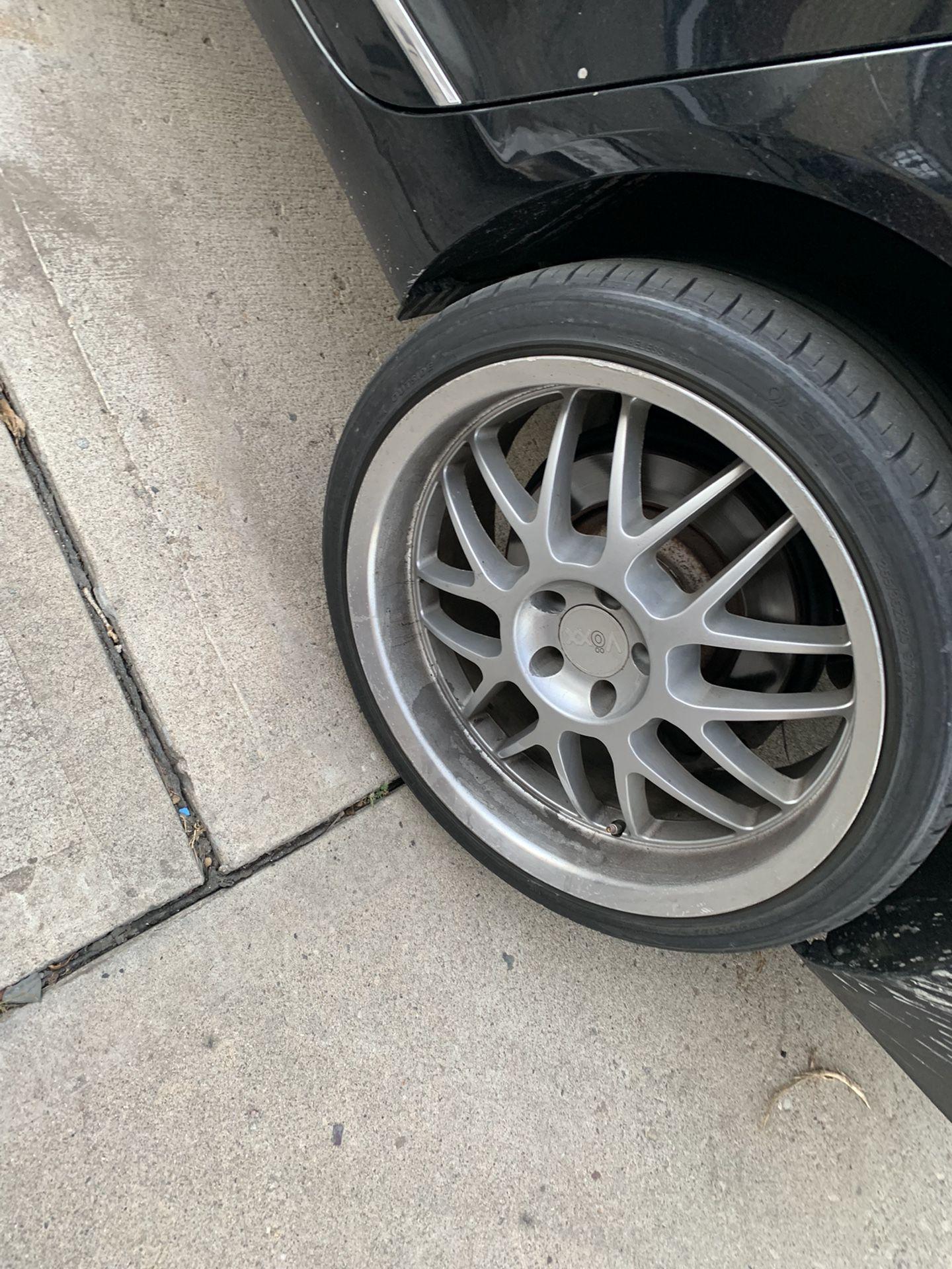 Voxx 5x112 Wheels