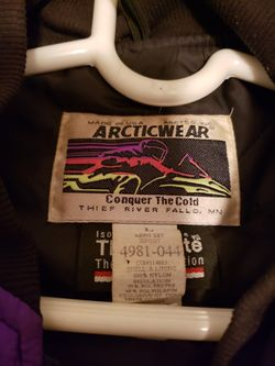 Team Artic Jacket Thumbnail