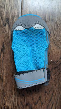 Ruff wear GripTrex Dog Boots In Blue Thumbnail