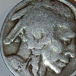1925 Philly Minted Buffalo nickel Thumbnail