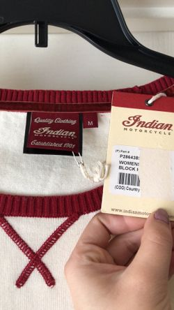 Indian Motorcycle sweater Thumbnail