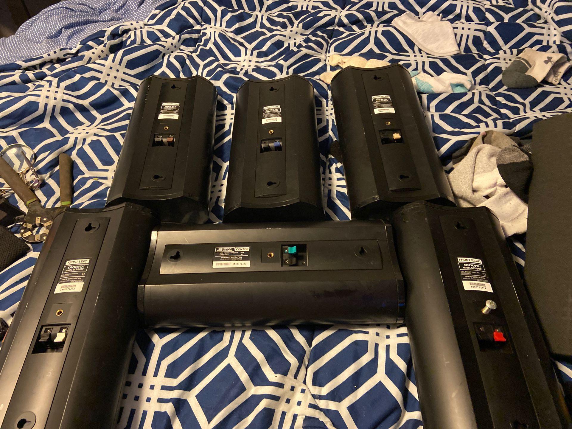 Ok yo model slc-640c surround sound 110w