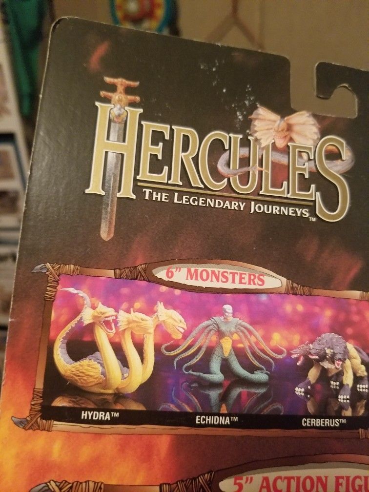 90s Hercules Figure