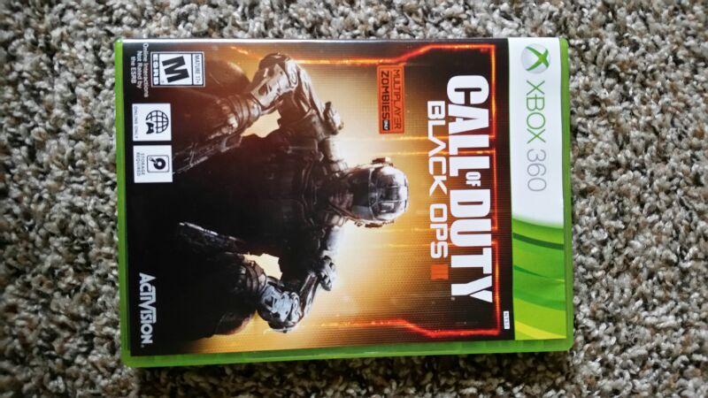 Xbox 360 Black Ops 3
