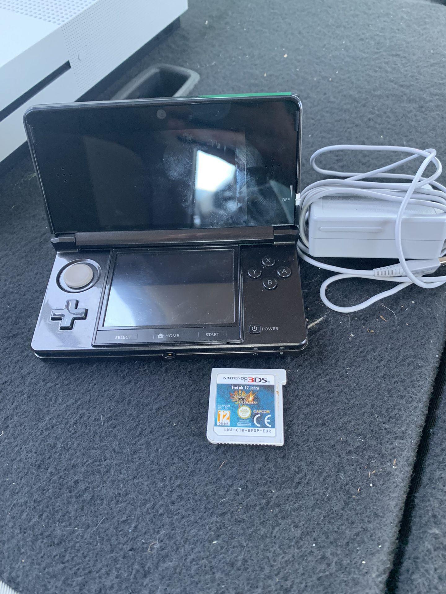 Nintendo 3ds & Game