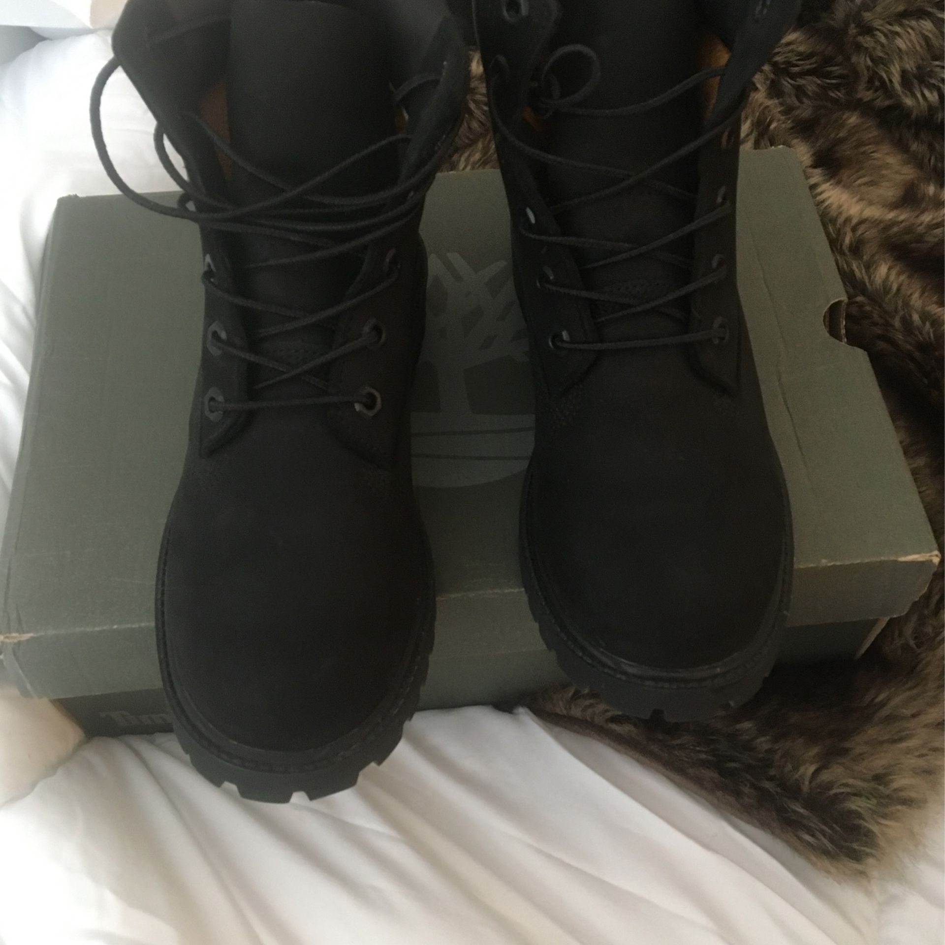 New Timberlands Waterproof Boots Shoes