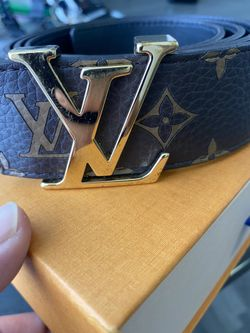 Louis Vuitton X Supreme Belt Thumbnail
