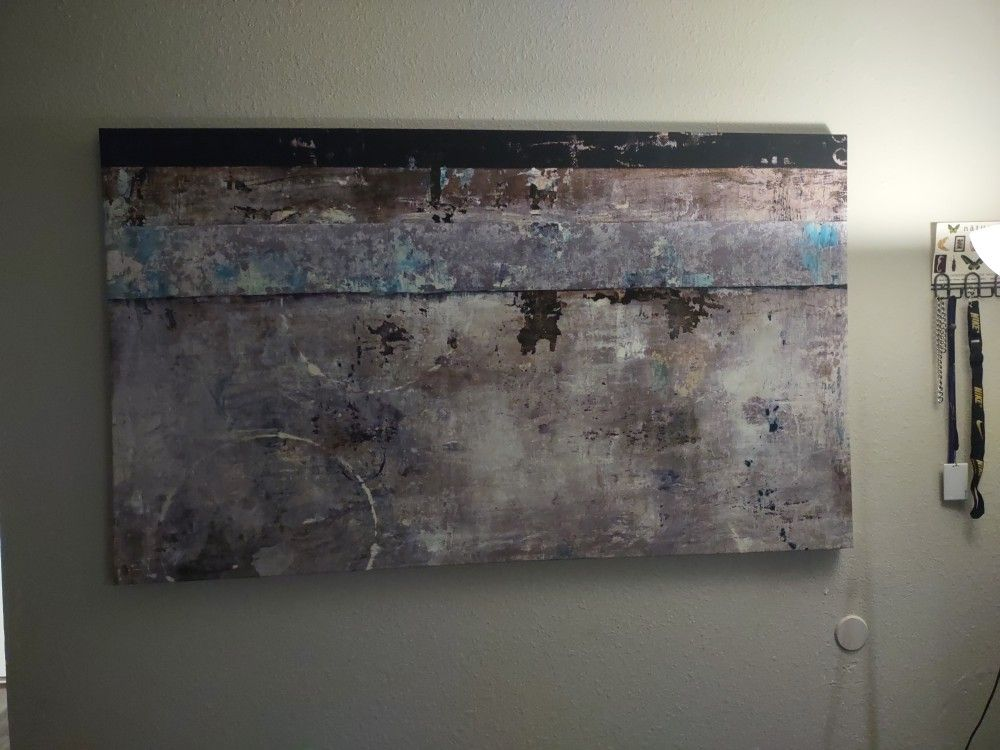 """3' × 5' 2"""" Beautiful Canvas Painting Great Addition To Any Home"""