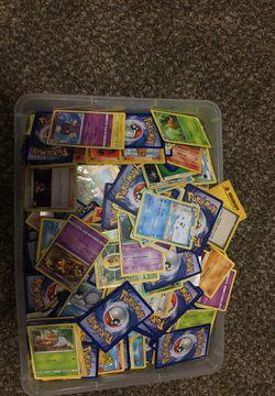 15 pound box of very rare Pokémon Thumbnail