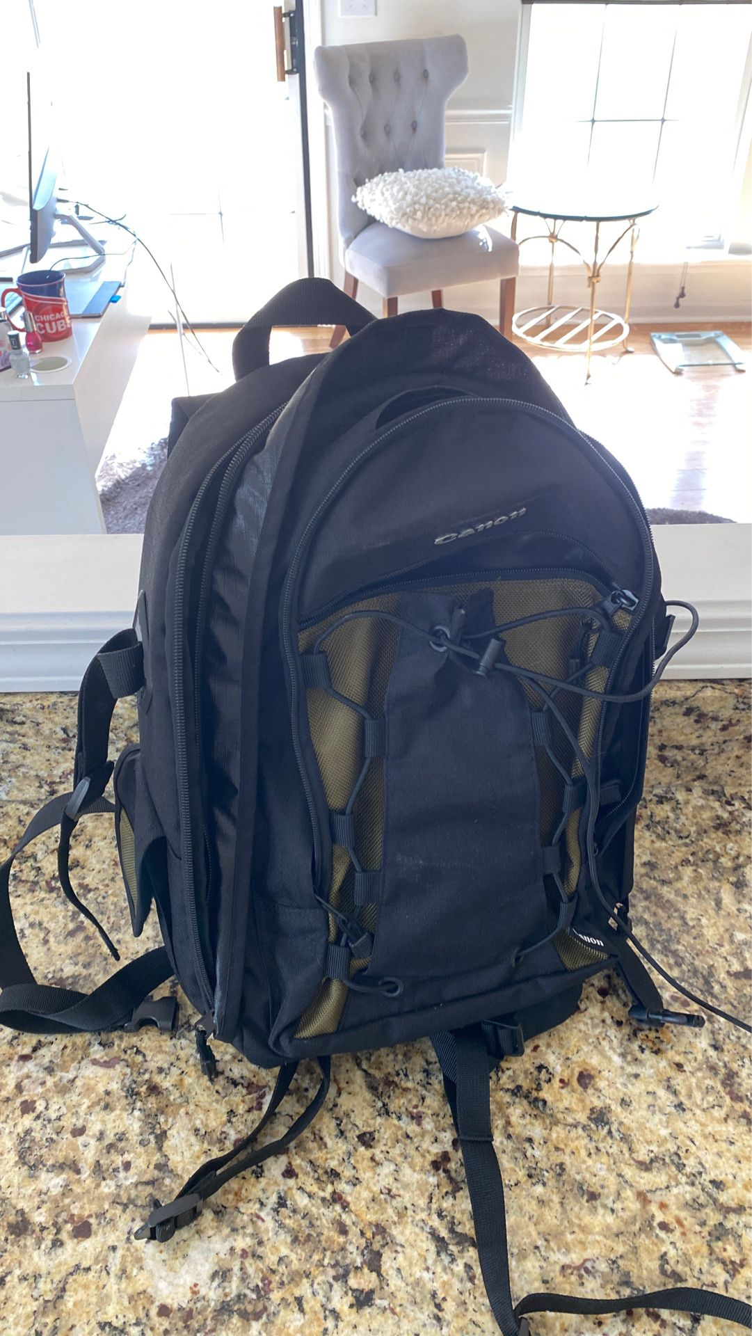 CANON camera bag, barely used