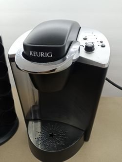Keurig Model K140 Commercial Coffee Maker And K-cup Holder Thumbnail