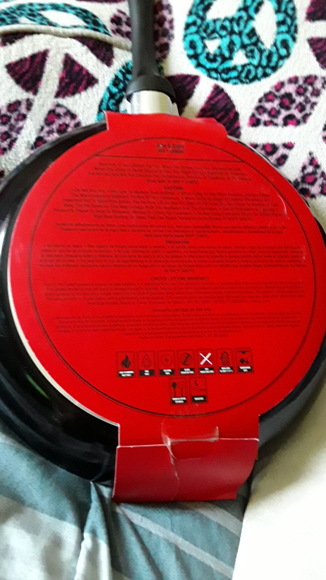 12 inch pan