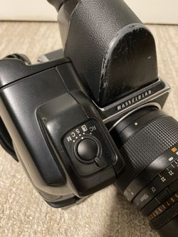 Hasselblad 503CW WITH EXTRAS!! Thumbnail