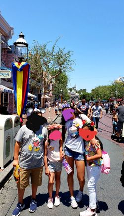 Disney Mickey wire ears Thumbnail