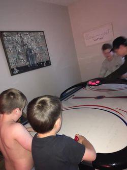 Air Hockey Table Thumbnail