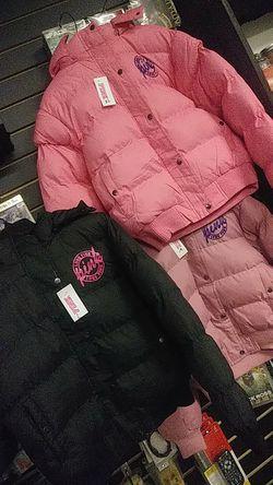 Pink jacket Thumbnail