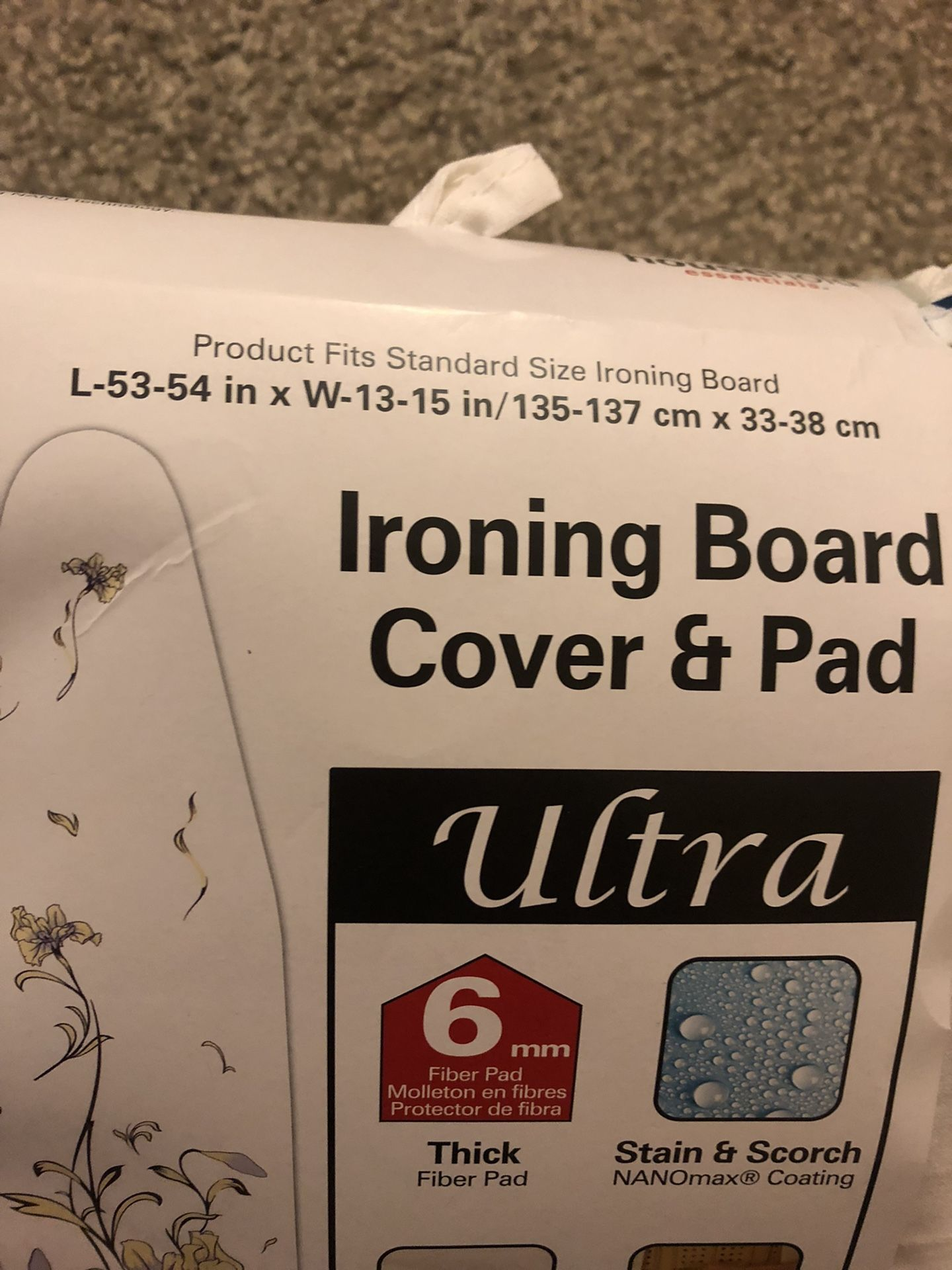 Ultra Iron Board Cover: Help my girlfriend doesn't think I can sell this! Help me to prove her wrong