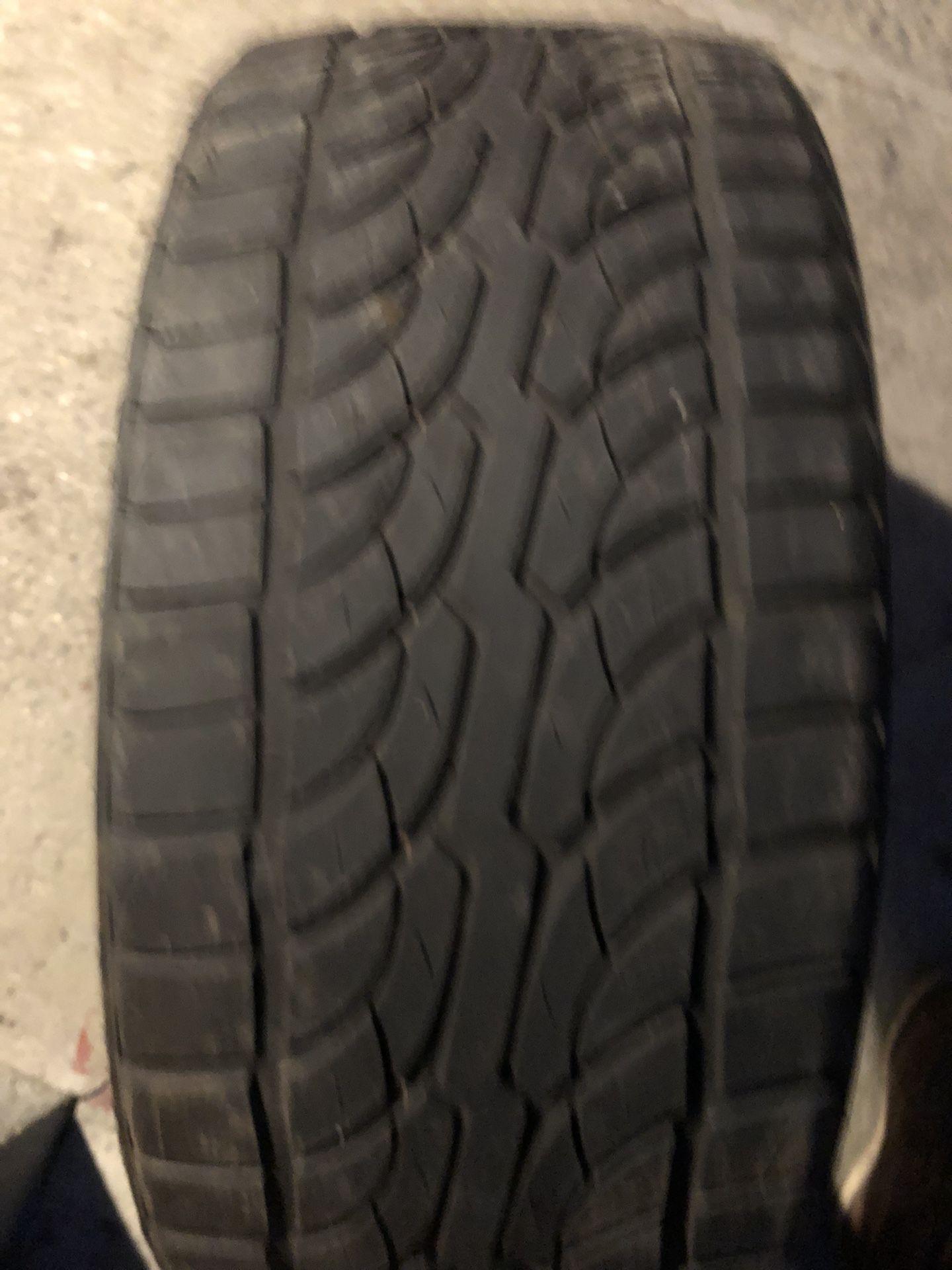 """Tire 22"""""""