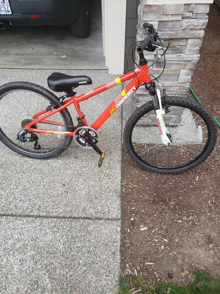 Bike 24 Inches