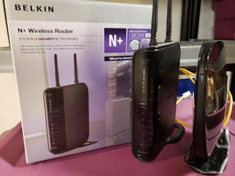 Belkin Wireless Router & Extender Thumbnail
