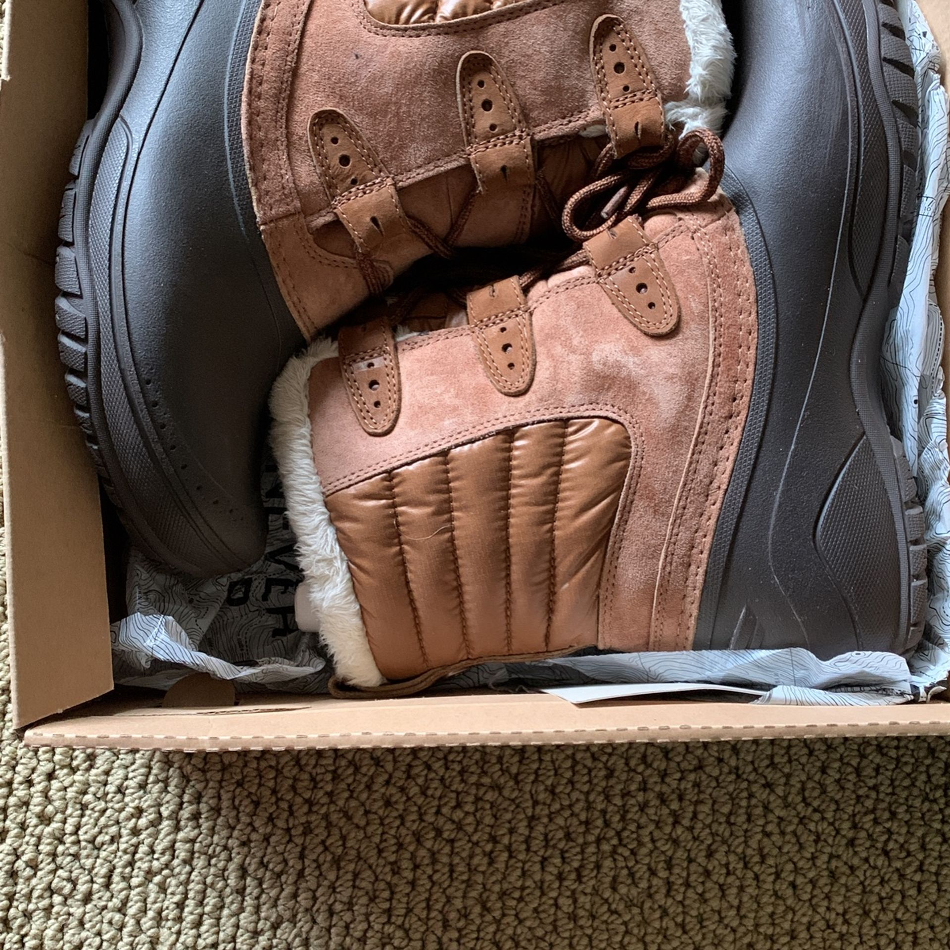 North Face Snow Boots