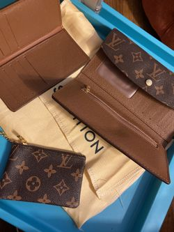 LV Wallet And Keychain Bundle Thumbnail